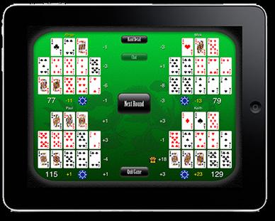 les differentes mains poker